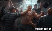 'Тюряга. Москва открыта!' - Набивай наколки, поднимай авторитет и устанавливай свои порядки на зоне. Объединяйся с корешами и мочи беспредельщиков!