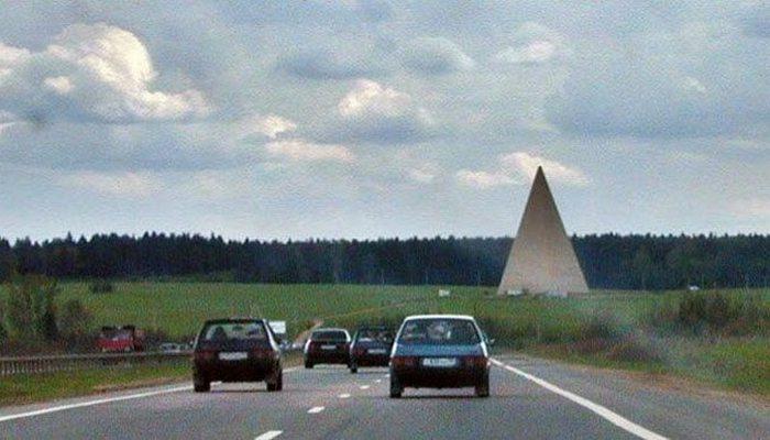 Малоизвестные «Пирамиды Александра Голода».